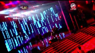 BoA Golden Disk Award 2010 ( Perf )
