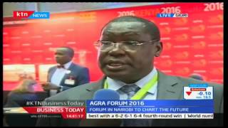 Business Today 7th Sept 2016: Agra Forum 2016;Taking stock of the African Agricultural journey