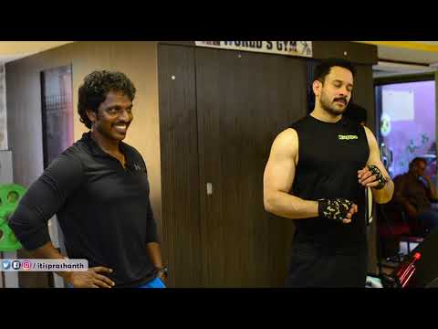 """""""Ajith sir took guidance from Bharaths workout! """" Kaalidaas bharath & his Trainer Shiva open up!"""