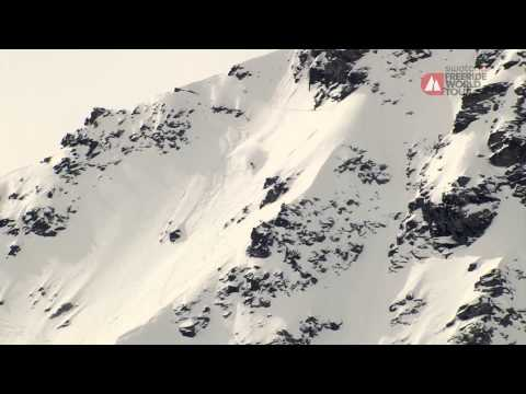 2014 FWT Finals: Xtreme Verbier - Snowboard Highlights