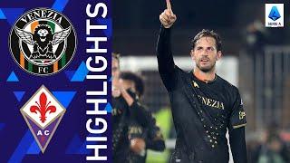 Venezia 1-0 Fiorentina Pekan 8