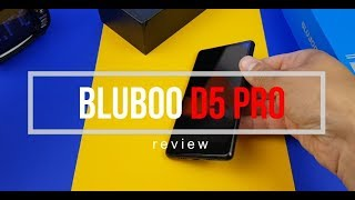 Bluboo D5 PRO, review in limba romana