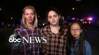 Eyewitnesses describe bar shooting that killed 12