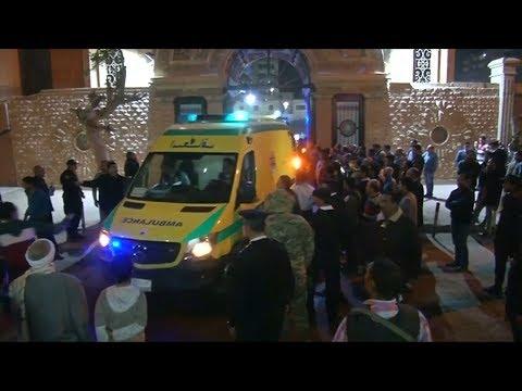 Gunman kills 11 in Cairo attacks