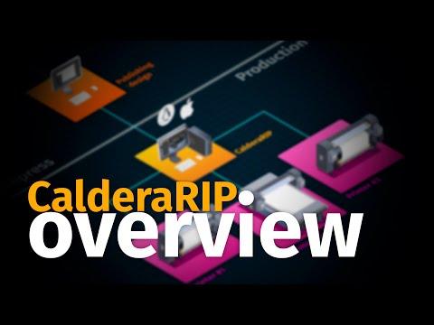 CalderaRIP Overview