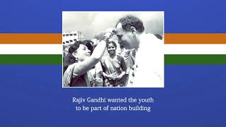 Rajiv Gandhi: Voting Age from 21 to 18