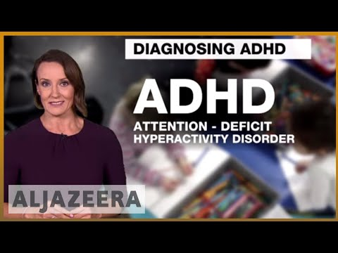 ADHD overdiagnosis in younger students, says global study | Al Jazeera English