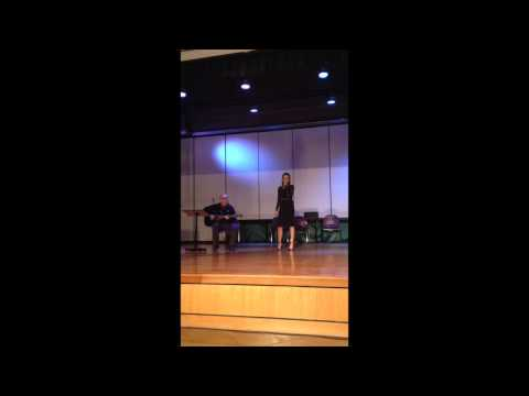Shelby Thornton - cover of Hallelujah