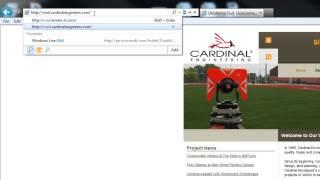 Part 1 - Office 365 Web Login