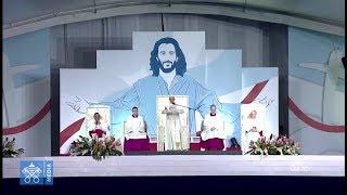 Príhovor Svätého Otca mladým pri vigílii v Paname: Mária je Boží influencer