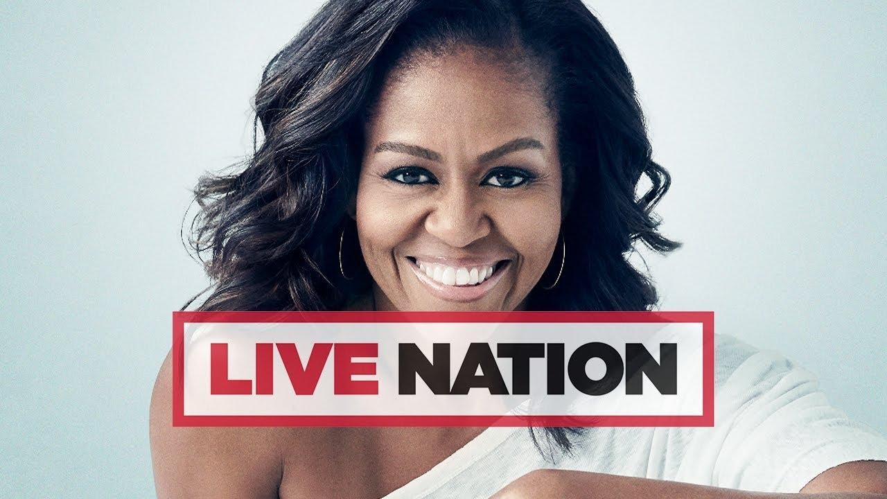 Michelle Obama Tickets, Tour & Concert Information | Live