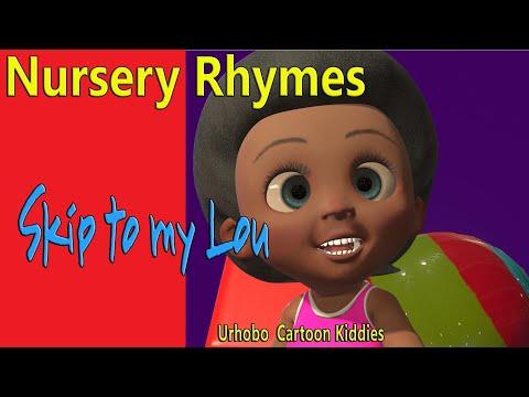 My Baby Loves Skip to My Lou Nursery Rhyme