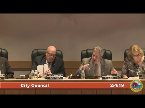 City Council 2.4.19