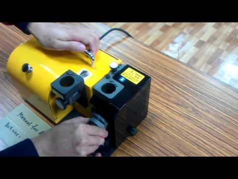 Drill Regriding Machine