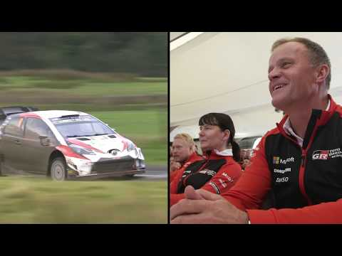 Wales Rally GB 2019 - Weekend Highlights
