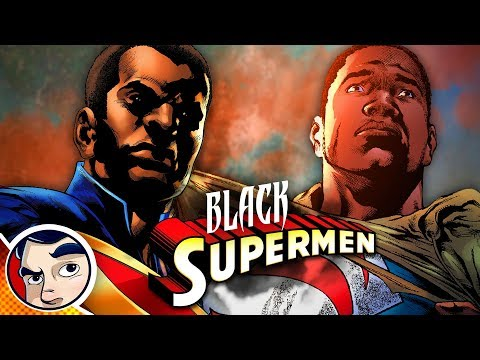 Black Superman in DCEU? History of African American Supermen – Know Your Universe