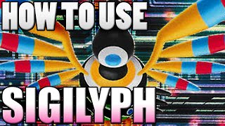 Sigilyph  - (Pokémon) - Pokémon How To Use: Sigilyph! Sigilyph Moveset - Pokemon Omega Ruby and Alpha Sapphire / X&Y Guide