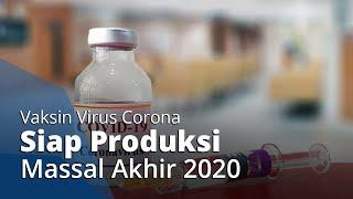 China Klaim Vaksin Virus Corona Siap Produksi Massal Akhir 2020, Sebut 99 Persen Pasti Efektif