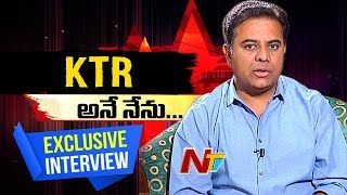 KTR Exclusive Interview With NTV On Telangana Elections 2018
