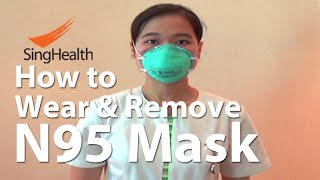 N95 3M mask: How to Wear & Remove