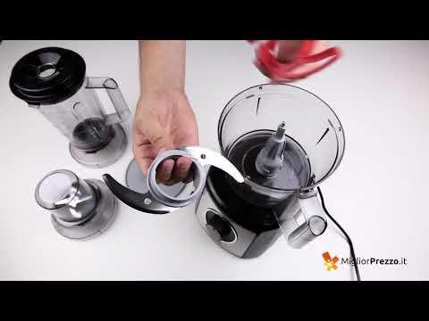 Mixer cucina Bosch MCM3501M Video Recensione