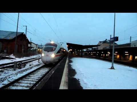ICE nach Düsseldorf