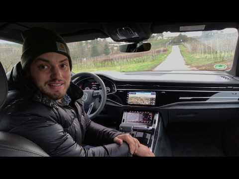 Im (2019) Audi Q8 50 TDI Quattro im Schwarzwald 🌳 - Fahrbericht | Review | Test-Drive: On/off-road.