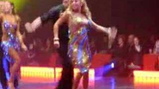 DWTS Tour Mark and Sabrina Group Dance