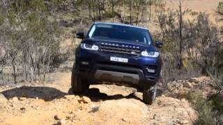 Range Rover Sport with Low Range Gearing test - Allan Whiting - August 2015