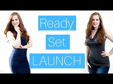 How to PLAN a Successful Launch (even if you only have a small audience) // Ready, Set, Launch!