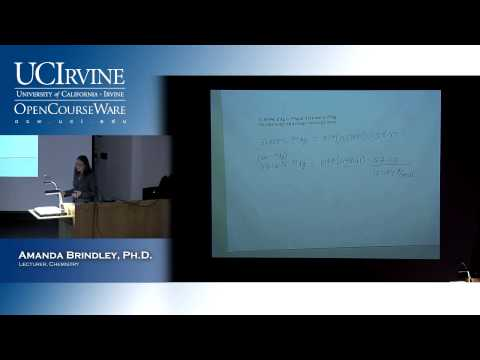 General Chemistry 1A. Lecture 01. Introduction to General ...