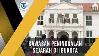 Kota Tua Jakarta, Tempat Wisata Sejarah di Daerah Khusus Ibukota Jakarta