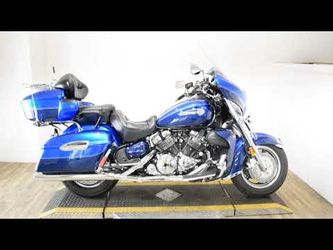 2011 Yamaha Royal Star Venture S in Wauconda, Illinois - Video 1