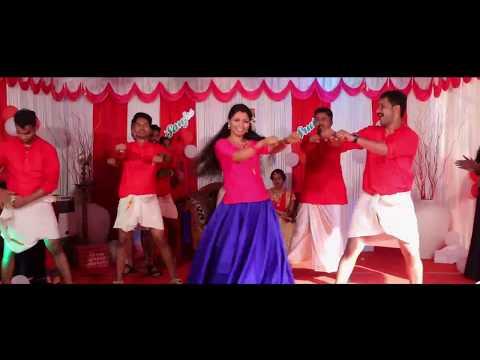 Surprice Kerala wedding dance Thanickan brozzz