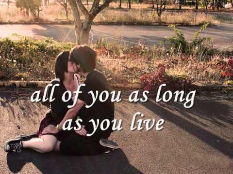 ALL OF YOU - Julio Iglesias and Diana Ross (Lyrics)