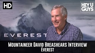 Exclusive: Mountaineer David Breashears Interview - Everest