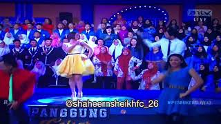 Shakti Arora & Zaskia Gotik Dancing On Soni Soni