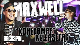 """Maxwell hat """"Kohldampf"""" - Unterwegs mit der 187 Strassenbande am Releasetag"""