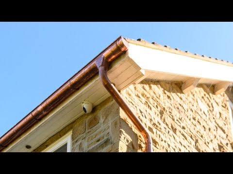 Yeoman Rainguard | Copper Rainwater System