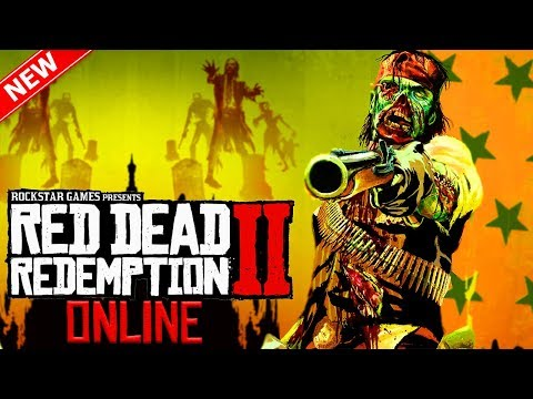 Red Dead Redemption 2 Story DLC CONFIRMED! Undead Nightmare
