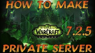 How to Set up Legioncore - First WoW Legion Repack - Most Popular Videos