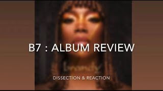 Brandy B7 Album Review +