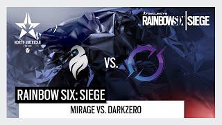 Rainbow Six North American League: North American Major Qualifiers - Mirage vs. DarkZero
