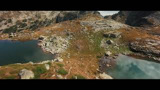 Conquer the mountain   DJI FPV Cinematic