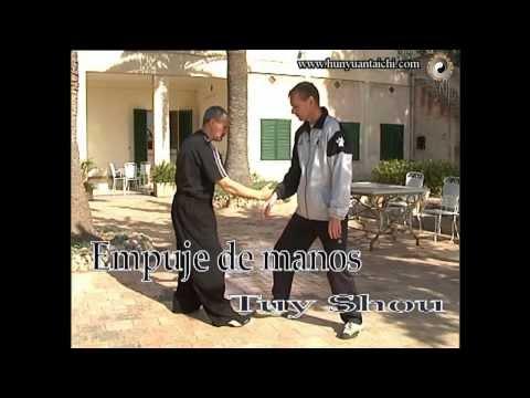 Tui Shou: ejercicios de iniciación