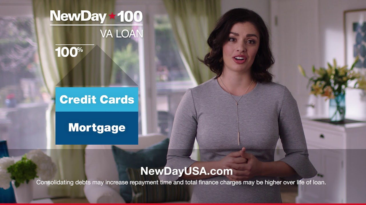NewDay 100 VA Squander Loan - For veterans house owners who require money thumbnail