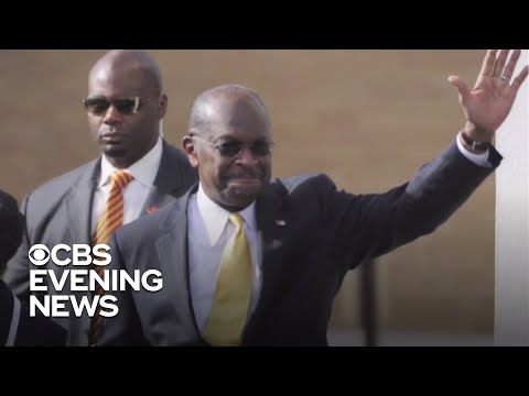 Former presidential candidate Herman Cain dies of COVID-19 at 74