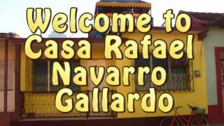 preview picture of video 'Great casa particular in the heart of Baracoa: Casa Rafael Navarro Gallardo'
