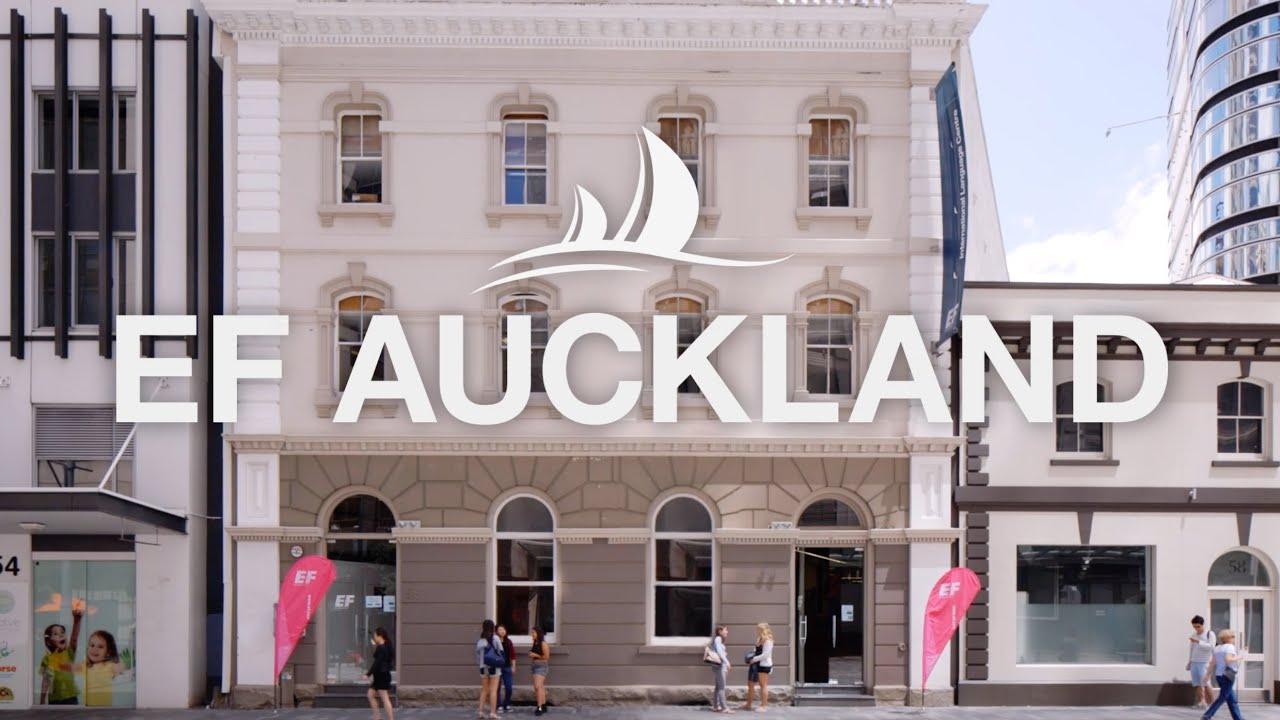 EF Auckland – Campus Tour