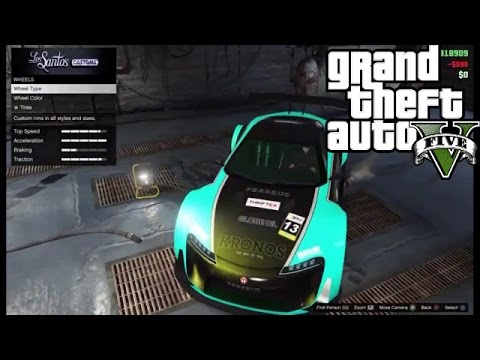 GTA 5 ONLINE TOP 3 RAREST PAINT JOBS OF THE NEW OBEY OMNIS